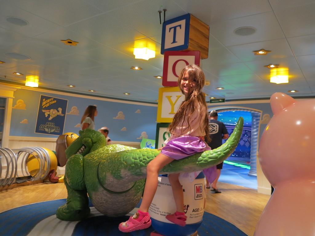 Disney Cruise e Orlando com 6 anos