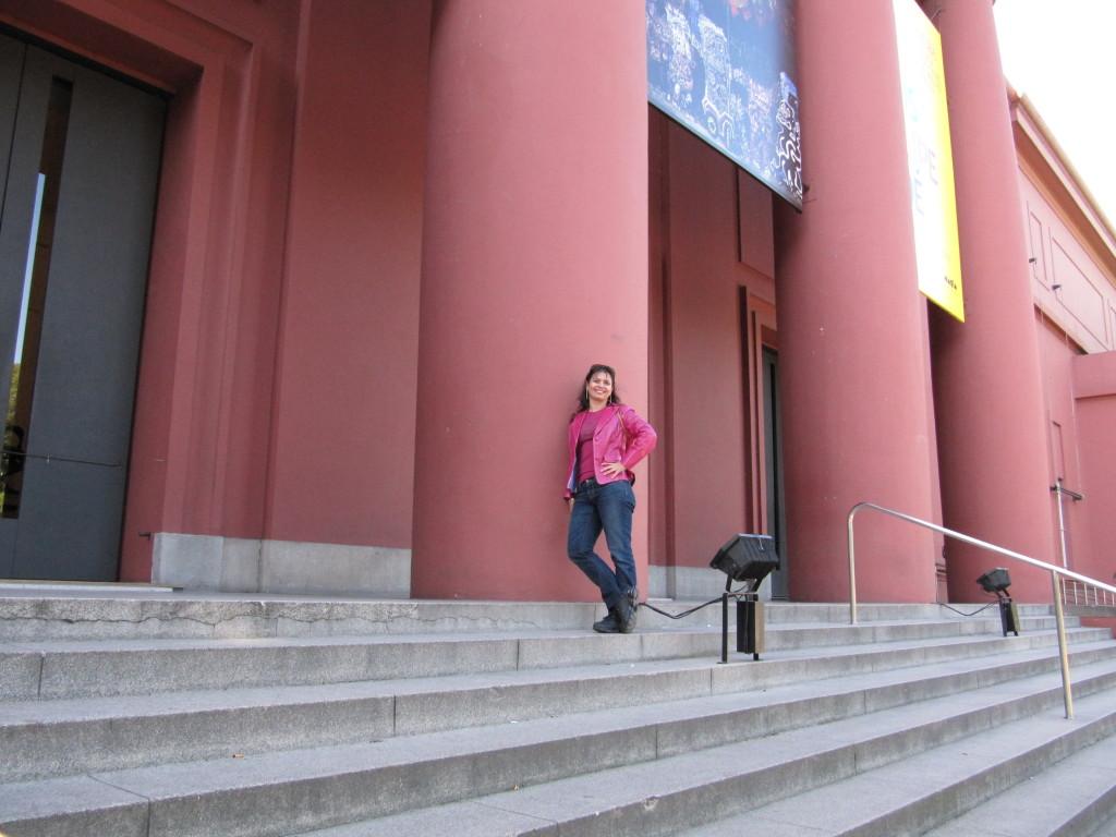 Museu Nacional de Belas Artes, imperdível.