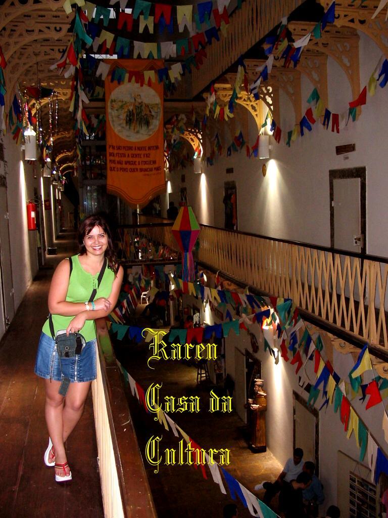 Recife casa cultura karen