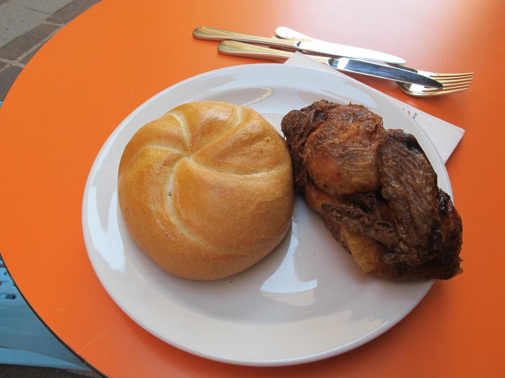 Almoço básico