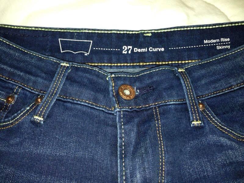 4da768f11d Aprendendo a comprar calças Levi's nos EUA. – Ellerim Viajante