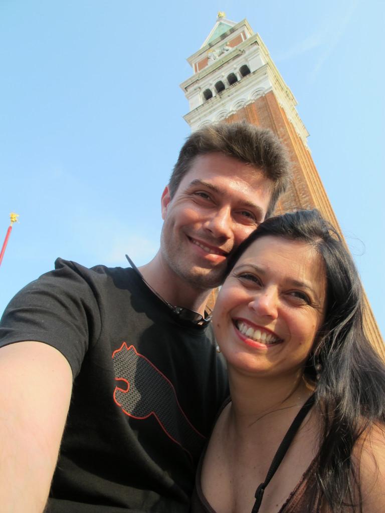 O Mauro até conseguiu disfarçar um sorrisinho para a foto!