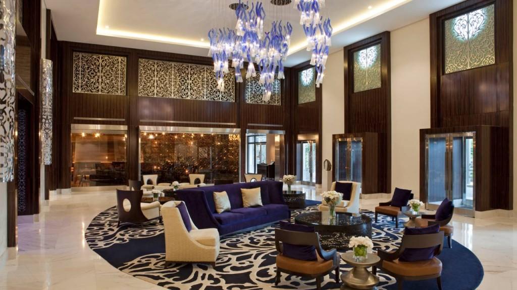 Lobby do Hotel Four Seasons Buenos Aires