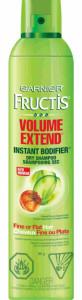"""Instant Bodifier - Volume Extend: é um """"shampoo a seco"""" e ajuda e retirar a oleosidade, para os dias que você não quer lavar o cabelo."""