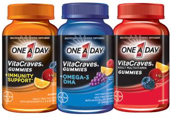Vitaminas em bala para adultos