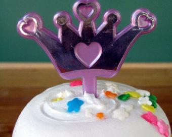 Cupcake Pick das princesas