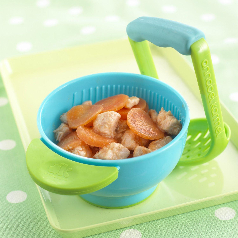 NUK Mash & Serve Bowl, pote para amassar e servir!