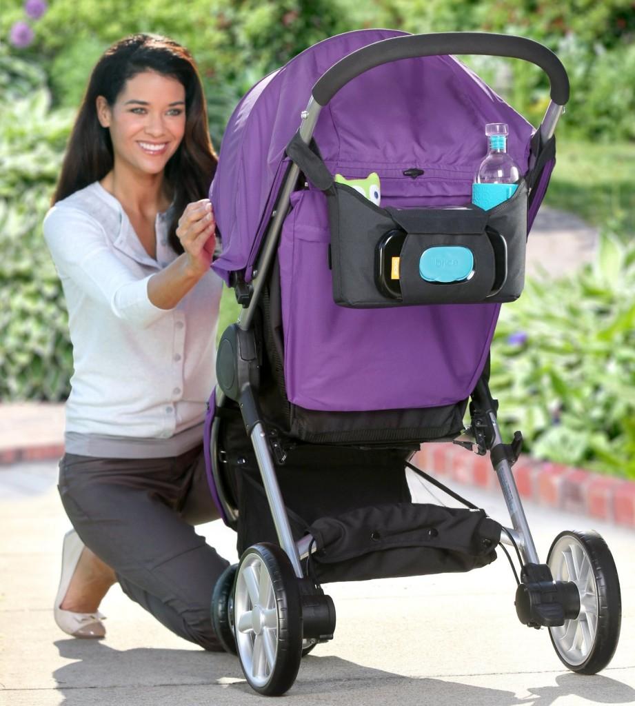 Stroller Organizer Plus - Organizador para carrinho de bebê.