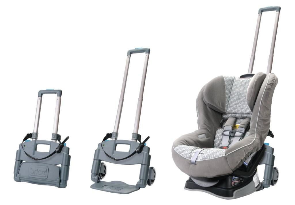 One Step Ahead - Roll'n Go Car Seat Transporter - Carrinho para transportar cadeirinha.