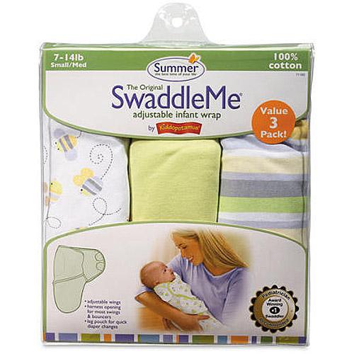 SwaddleMe - Matinha que envolve o neném