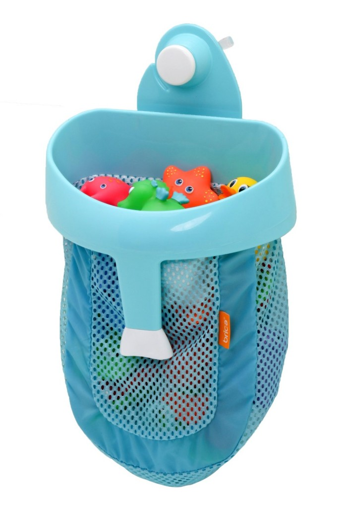 Brica Bath Toy Organizer - Organizador de brinquedos e banho.