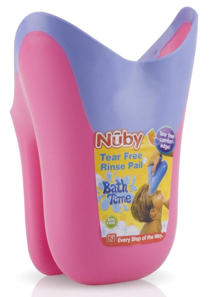 Nuby Shampoo Rinse Cup - Pote de Silicone