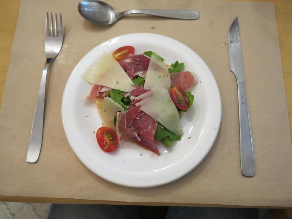 Salada, muito gostosa.