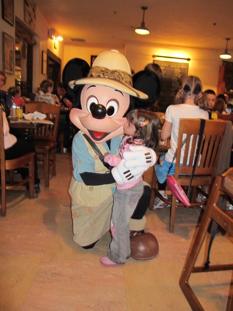 Ellerim e Mickey