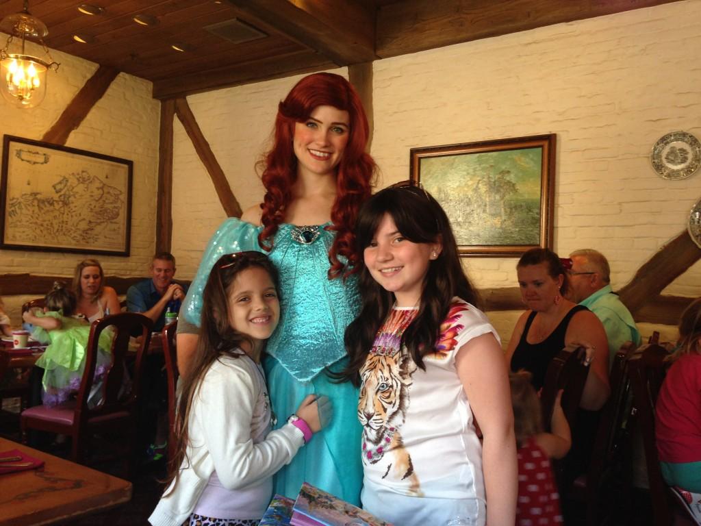 Mannu, Ellerim e Ariel