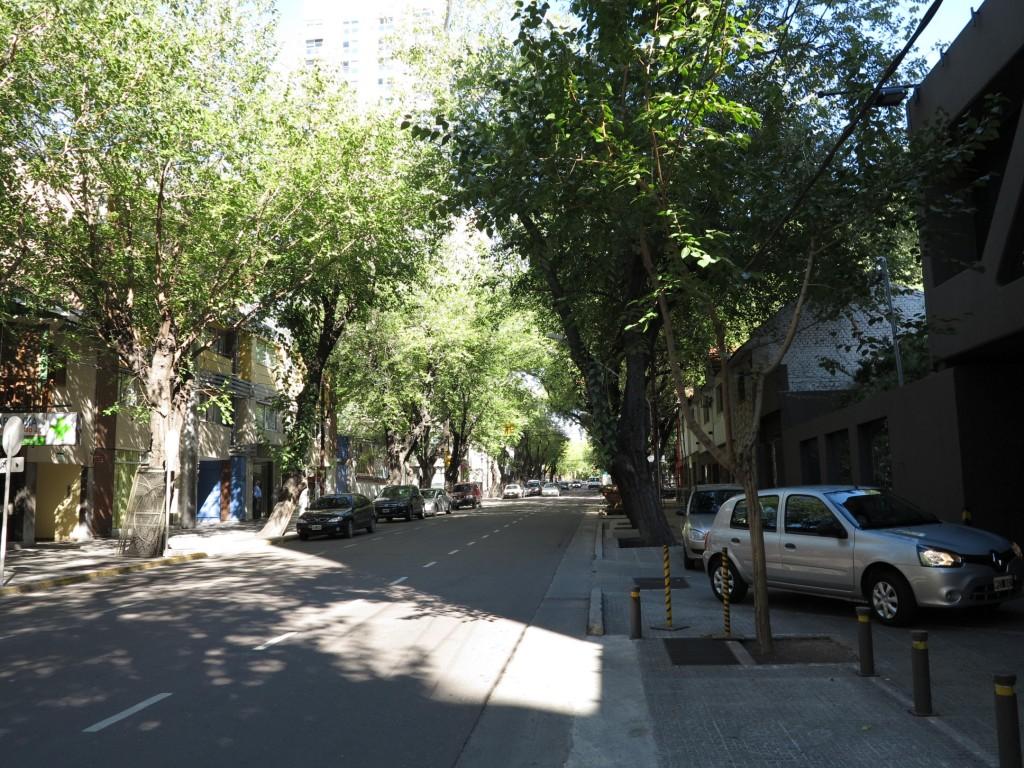 Rua do hotel Raices Aconcagua: San Lorenzo 545, 5500 Mendoza