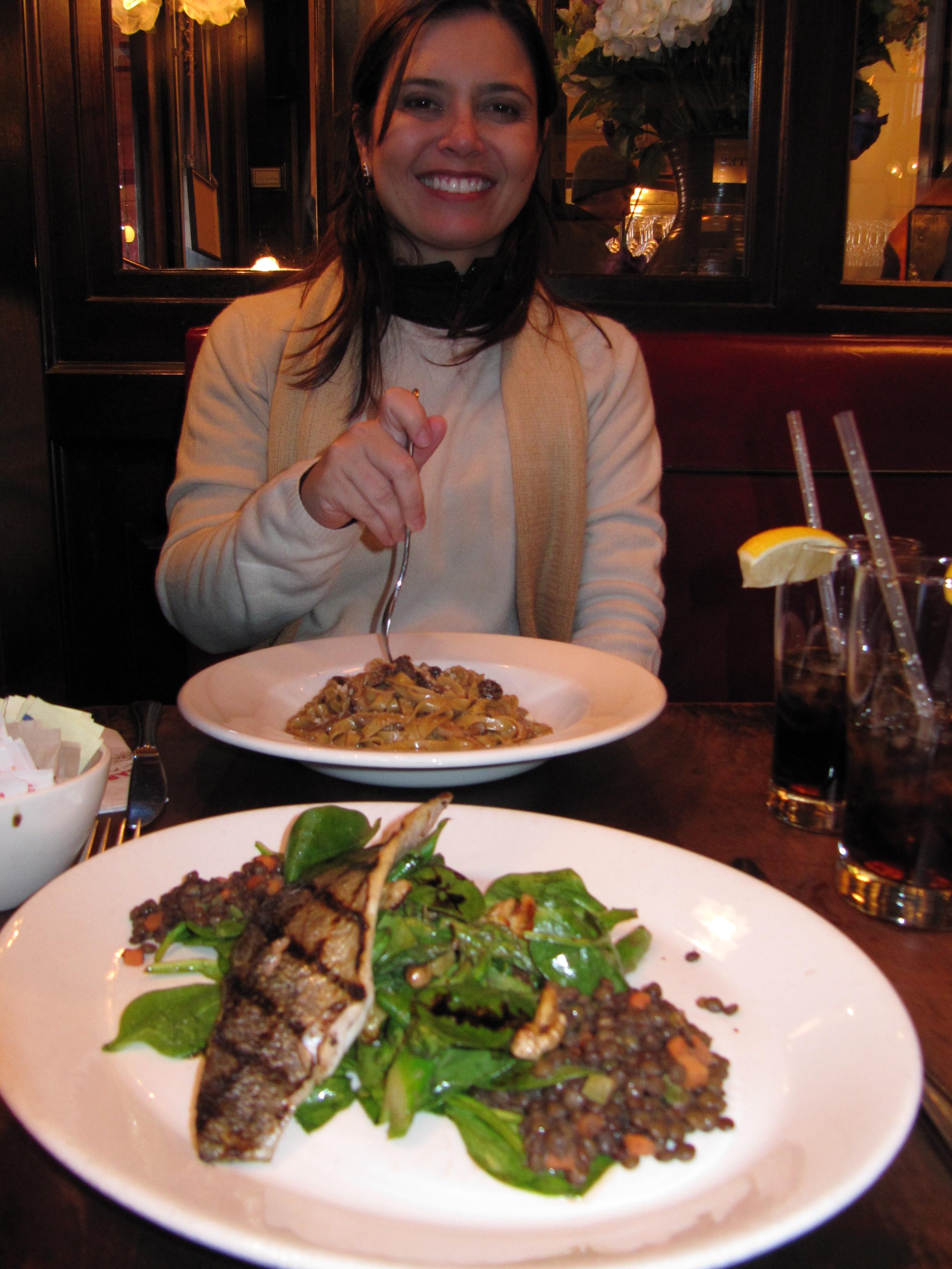 Restaurante Balthazar NY - CLique aqui!
