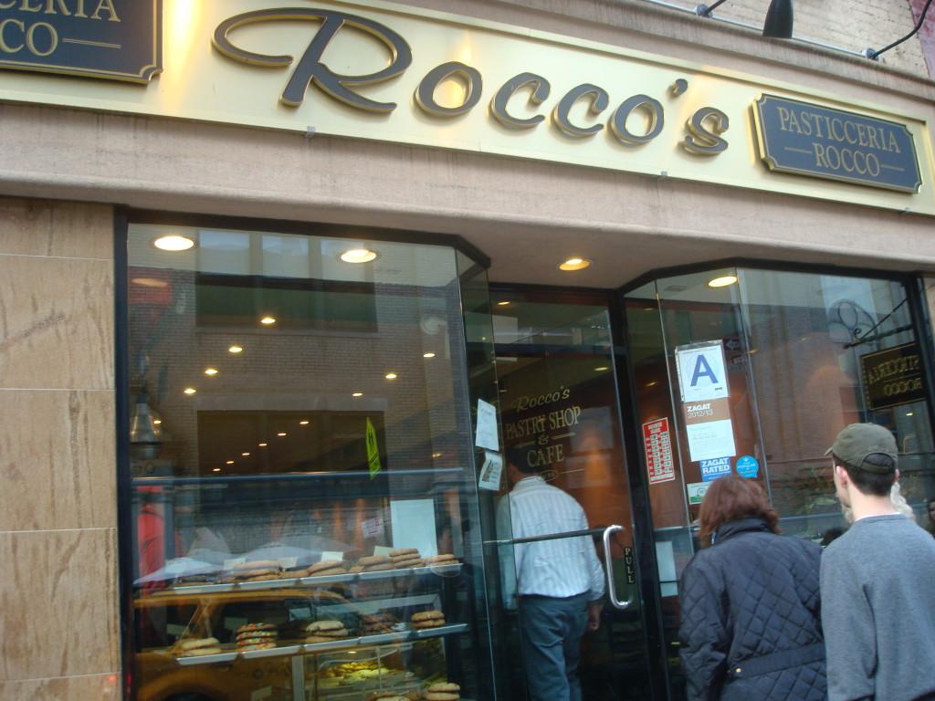 Pasticceria Rocco - 243 Bleecker Street (West Village)- NY