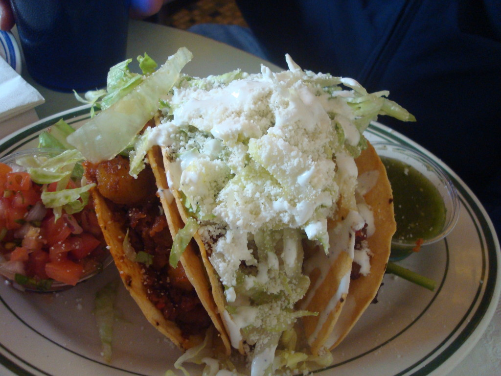 Tacos do Cafe Habana