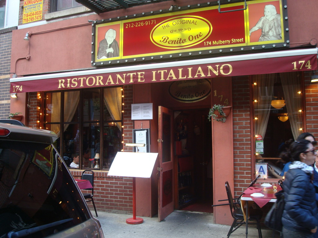 Restaurante tradicional em Little Italy - Benito One