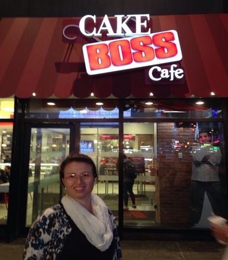 Para quem é fã do programa Cake Boss!