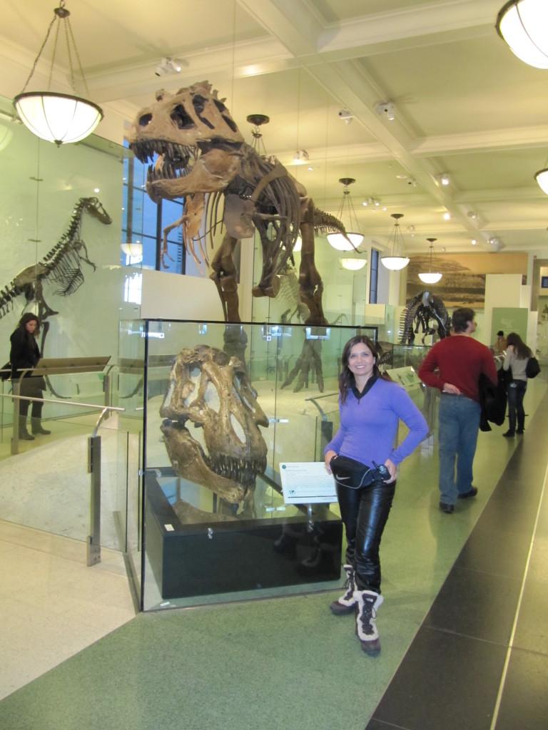 O Fantástico Museu de História Natural