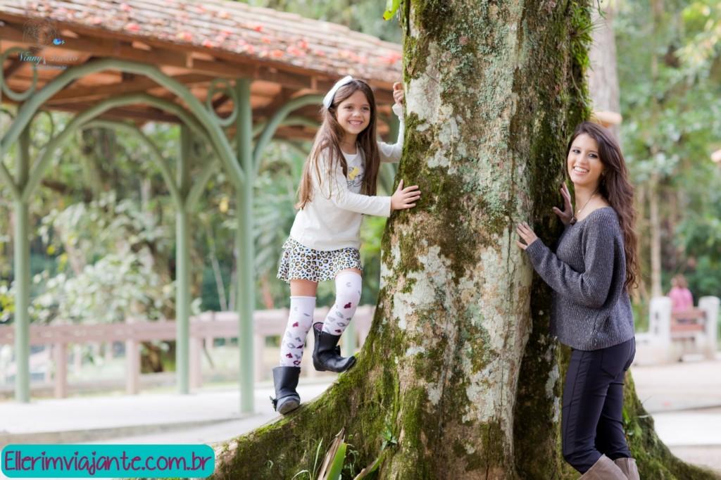 Parque Zoobotânico de Joinville - Mata Atlântica.