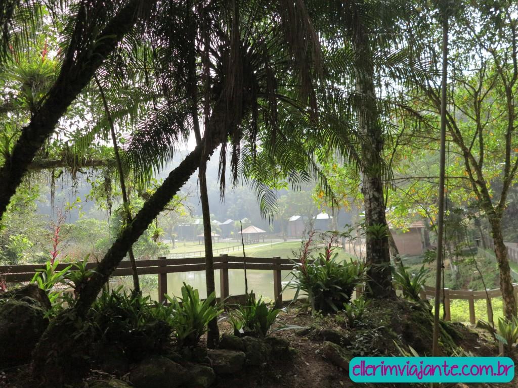 Parque Zoobotânico de Joinville - Ilha dos Macacos.