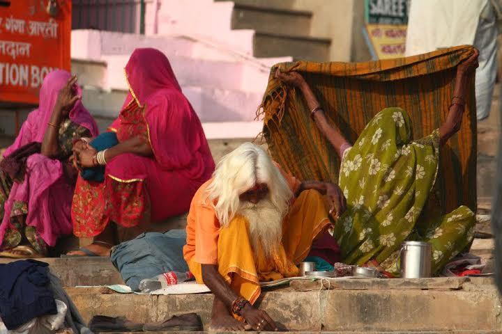 O Povo: a Índia tem uma população (reconhecida oficialmente) de 1,252 bilhões de habitantes. Foto: Elisa Delfino
