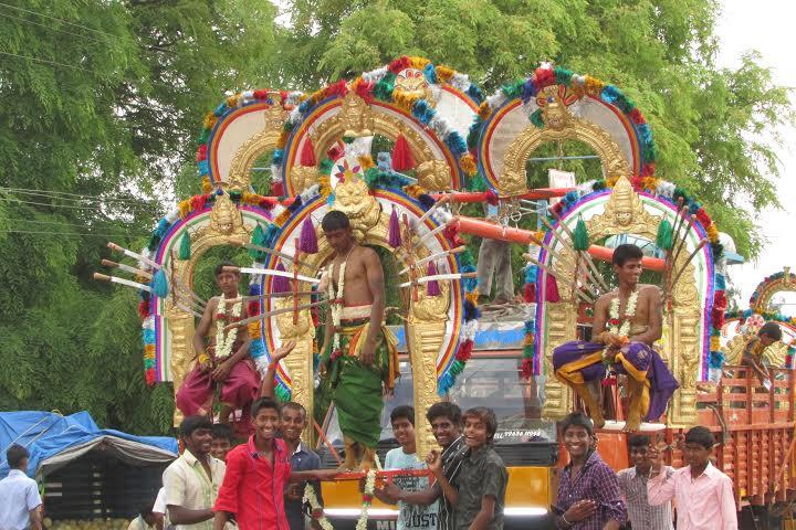 Festival Religioso Hindu