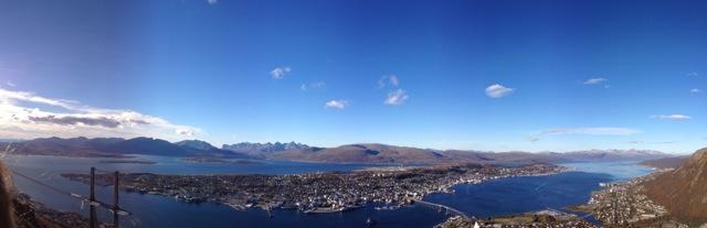 Tromso - Capital Mundial da Aurora Boreal