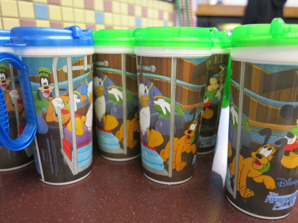 Refillable Resort Mug
