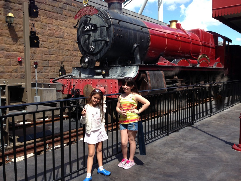 The Hogwarts™ Express