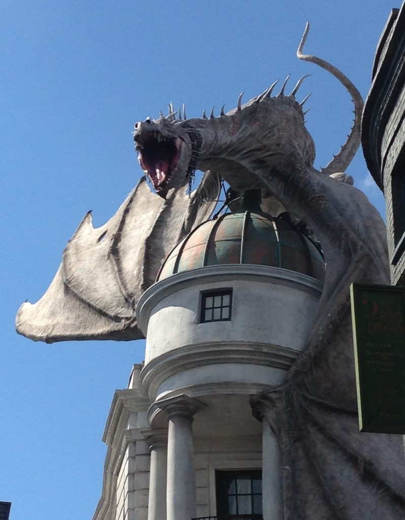 Gringotts no Beco Diagonal