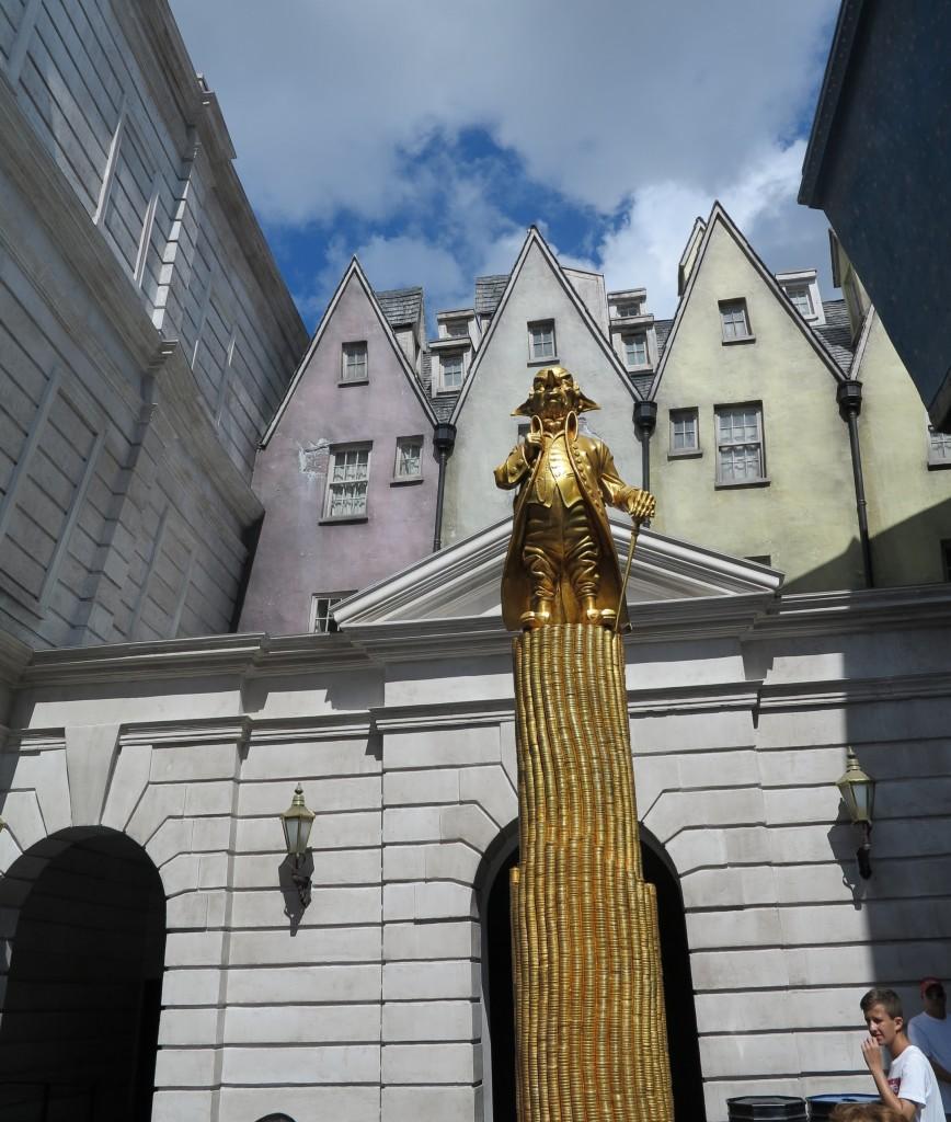 E o ouro é todo dos duendes...
