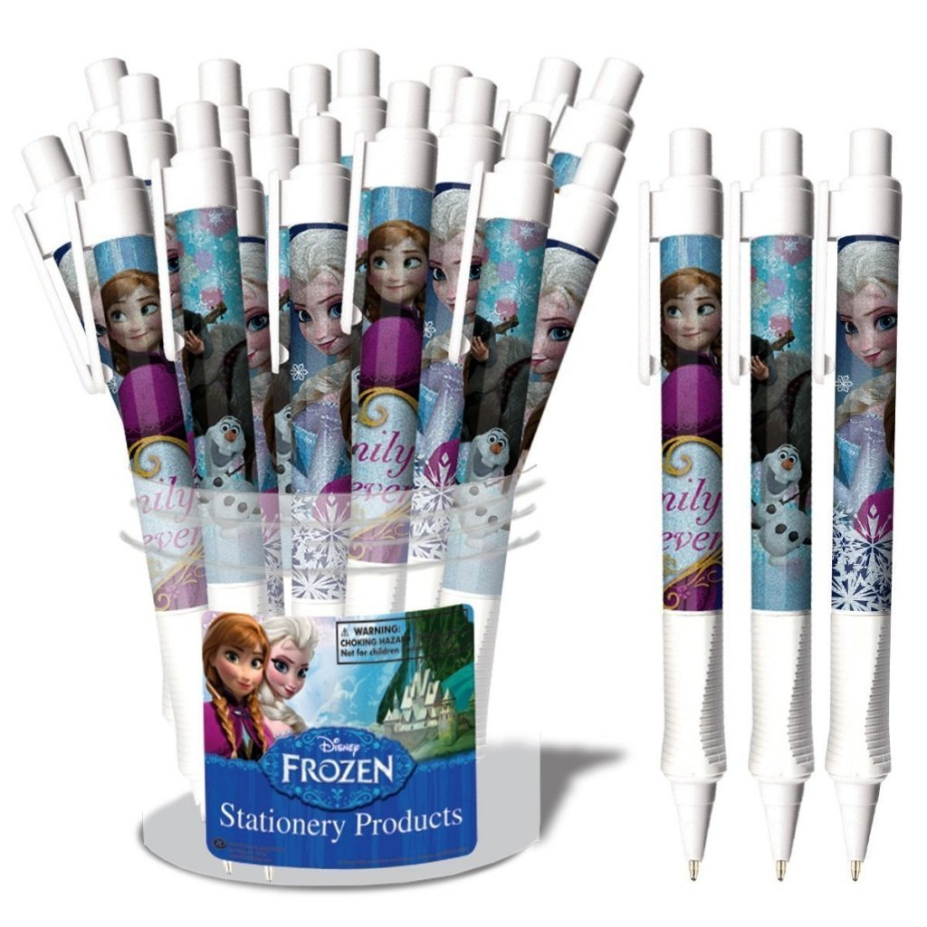 Disney Frozen Full Color Grip Pens