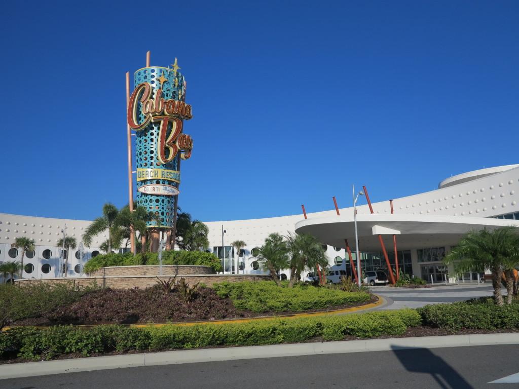 Novo hotel da Universal Orlando - Cabana Bay Beach Resort