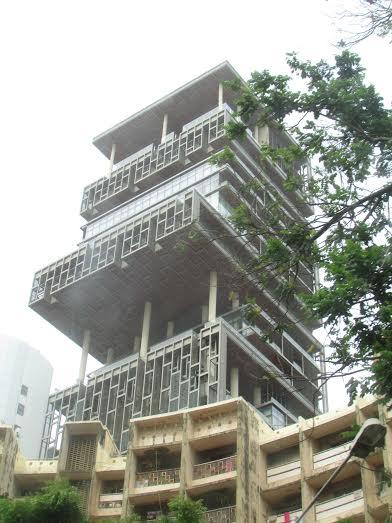 Casa mais cara da Índia