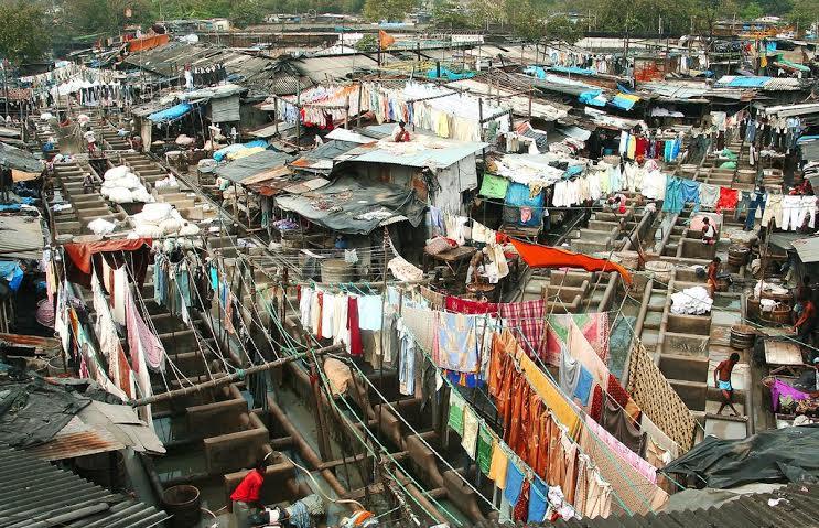 lavanderia Dhobi Ghati
