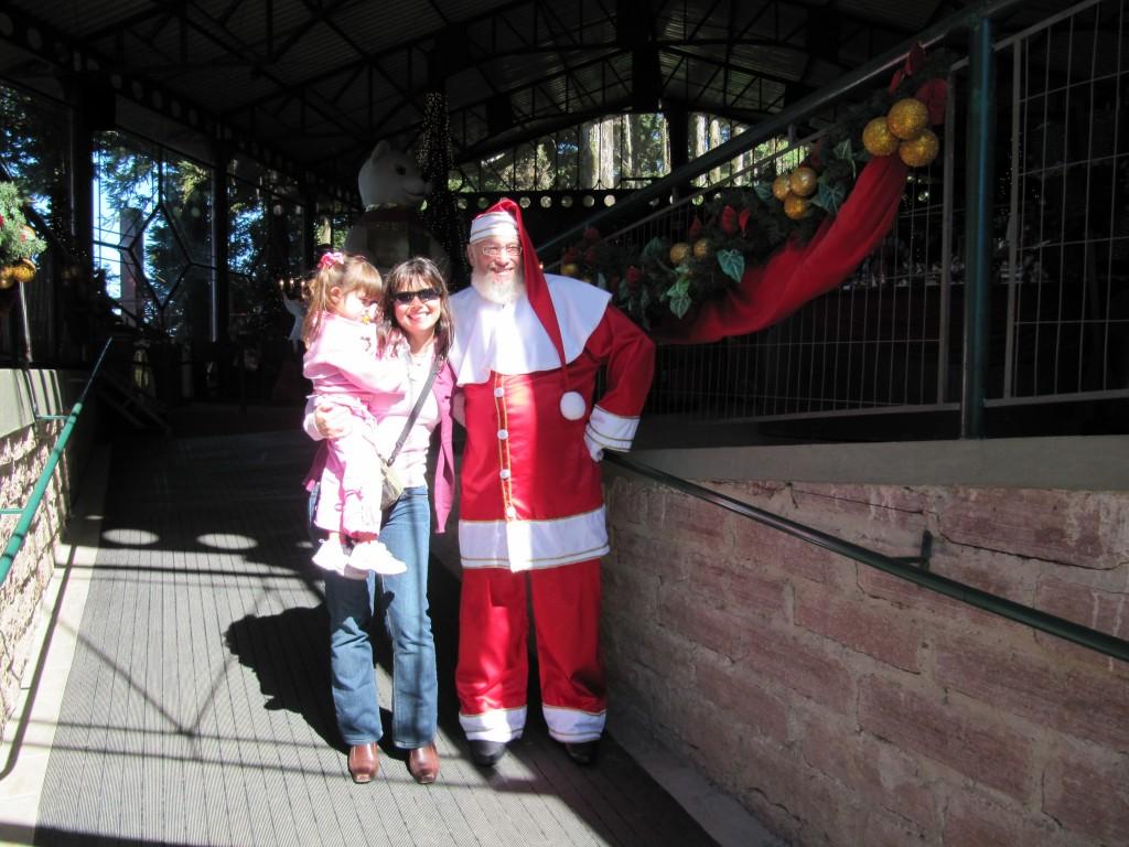 Aldeia do Papai Noel, o lugar para encontrar o pPapai Noel o ano inteiro!
