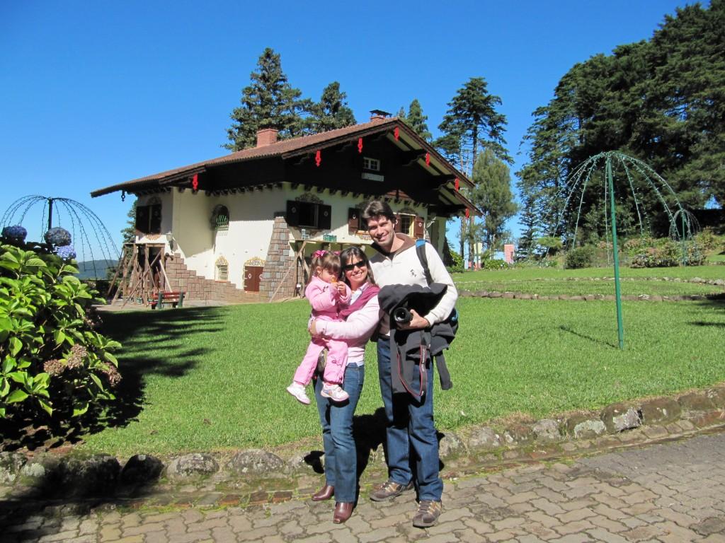 Aldeia do Papai Noel no Parque Knorr em Gramado