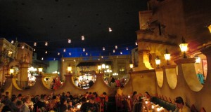 Restaurante San Angel Inn no México do Epcot