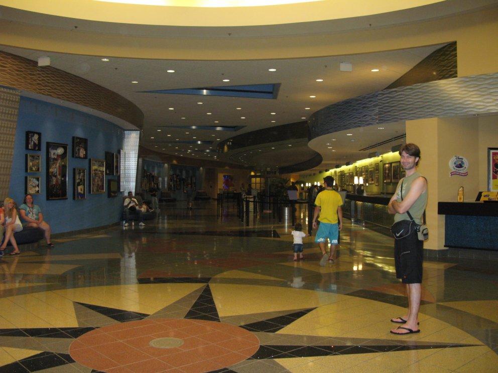 Lobby do Pop Century