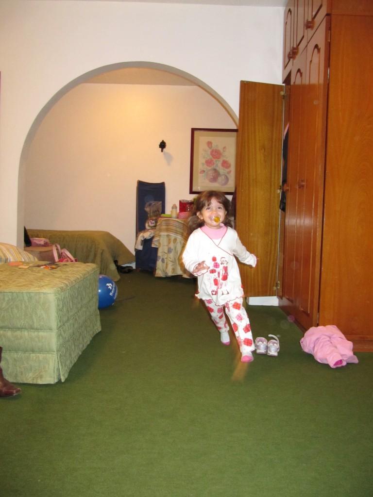 Quarto família para 4 pessoas no Hotel Gramado Palace