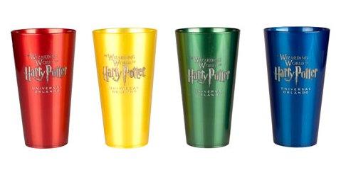 Coleção de copos das 4 casas (eu tenho e amo!!!) US$ 15