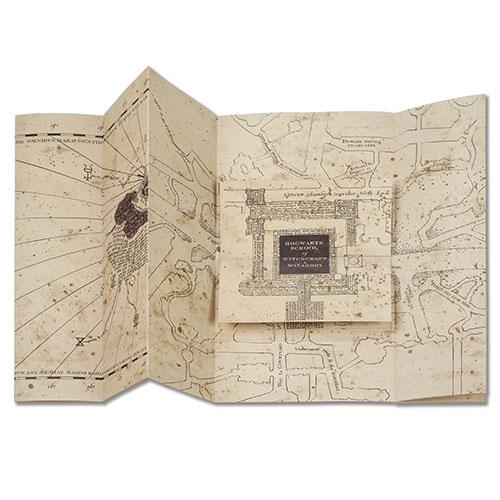 Mapa do Maroto Interativo (funciona mesmo) US$ 50