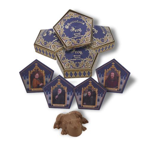 Sapos de Chocolate com figuras US$ 13