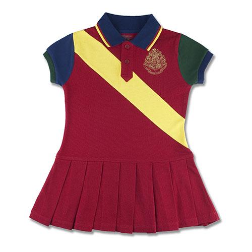 Vestido infantil Hogwarts US$ 23