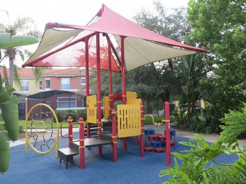 Parquinho infantil, Playground