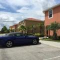 """Estacionando em frente a """"Nossa Casa"""" em Orlando!"""